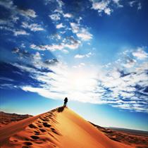 Guardando il deserto
