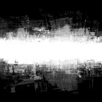 Astratto bianco e nero