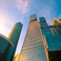 Grattacieli a Mosca