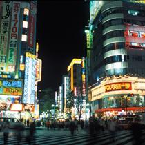 Tokyo notturna