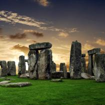 Stonehenge al sorgere del sole