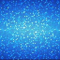 Pixel blu