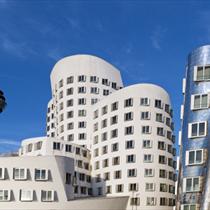 Grattacieli a Düsseldorf