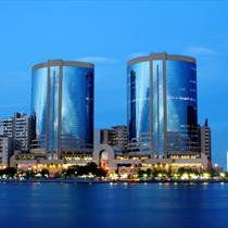 Torri gemelle di Dubai
