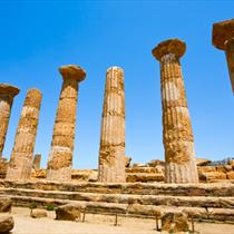 Colonne del Tempio di Agrigento