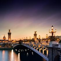 Ponte Alessandro III Parigi