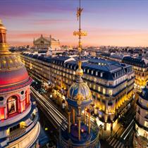 Scorcio di Parigi