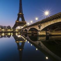 Ponte e Tour Eiffel