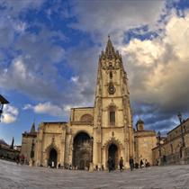 Cattedrale di San Salvador a Oviedo