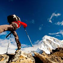 Scalare l'Himalaya