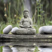 Statua di un Buddha