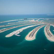 Palma Jumeirah a Dubai