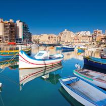 Scorcio di Malta