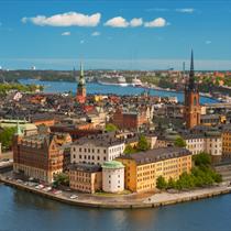 Stoccolma, città vecchia