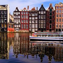 Case tradizionali di Amsterdam