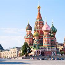 Vista della Piazza Rossa