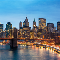 New York, Manhattan, Ponte di Brooklyn
