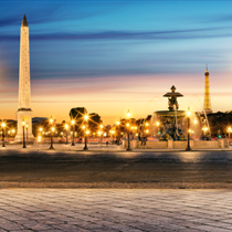 Piazza della Concordia a Parigi