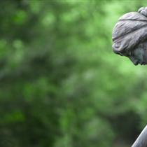 Statua triste