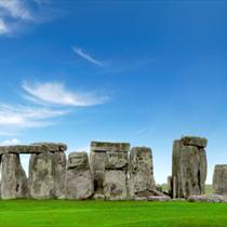 Stonehenge di giorno