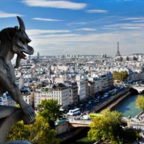 Gargoyle a Parigi