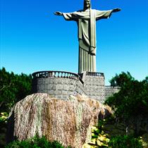 Fronte del Cristo Redentore