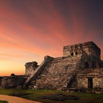 Castello Maya a Tulum