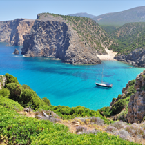 Spiaggia di Sardegna