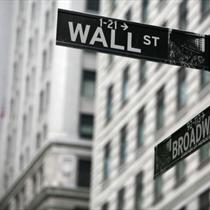 Segnaletiche di Wall Street
