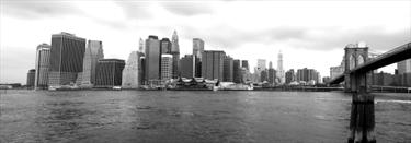 New York Skyline da Brooklyn