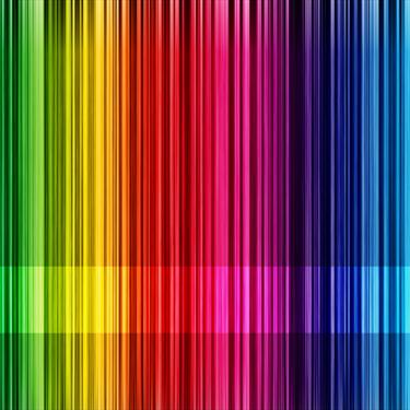 Arcobaleno di colori