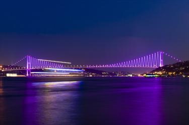 Ponte Bosporus a Istanbul