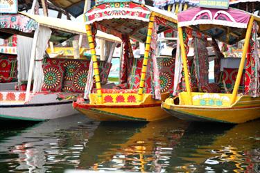 Barche indiane