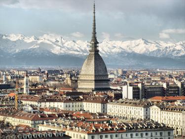 Panorama di Torino