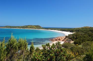 Lingua di Spiaggia in Sardegna