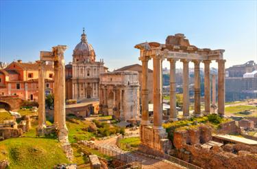 Rovine di Roma