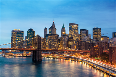 New York, Manhattan, Ponte di Brooklyn