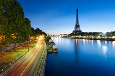 Parigi la notte
