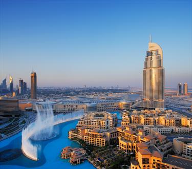 Panorama a Dubai