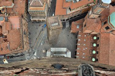 Vista dalla Torre degli asinelli