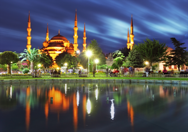 Moschea a Istanbul