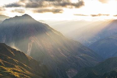 Montagne della Bolivia