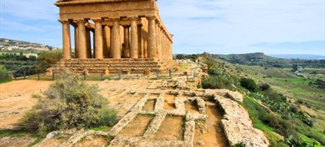 Tempio Greco ad Agrigento